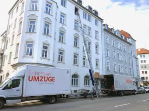 Umzugsunternehmen Eichenseer München