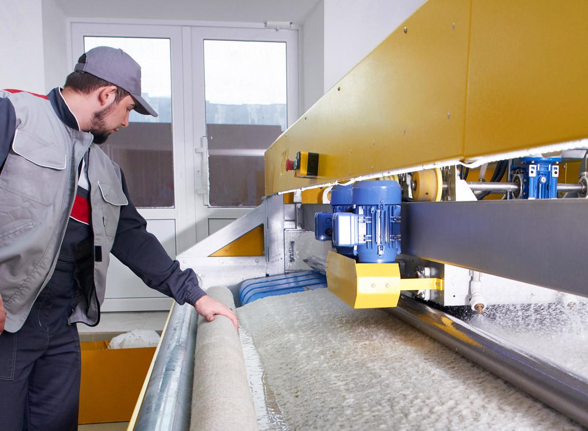 Teppich waschen lassen in Berlin